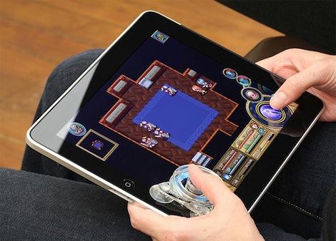 Fling, Joystick ideal para tu iPad - fling_game_controller_ipad