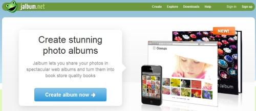 jalbum album fotos online Publicar álbumes de fotos online con Jalbum