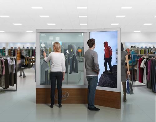 tienda futuro Intel presenta la tienda del futuro