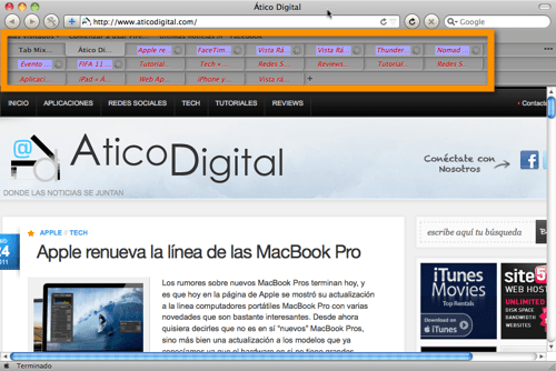 Haz que Firefox utilice múltiples filas para las pestañas - 2011-02-26_15-10-11
