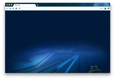 Honeycomb theme Nuevos temas para Google Chrome