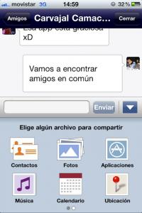 Ahora puedes compartir aplicaciones con Bump - actualizacion-bump-iphone-1-200x300