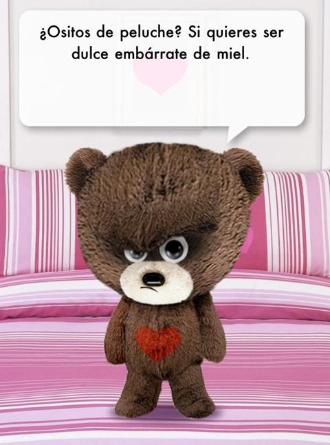 bitter valentines teddy Amargo San Valentin con Bitter Valentines Teddy para iPhone
