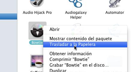desinstalar apps mac app store 2 Como desinstalar aplicaciones instaladas desde la Mac App Store