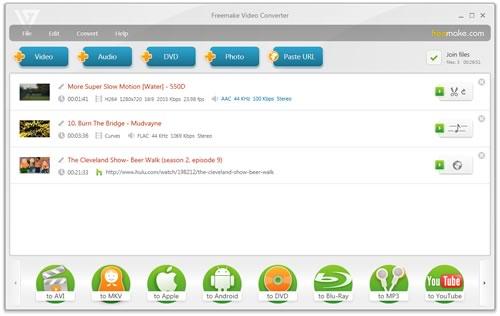 Convertir videos con Freemake Video Converter - freemake-video-converter