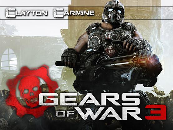 gears of war 3 wallpaper 1 Gears of War 3 ya tiene fecha de lanzamiento