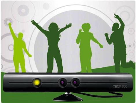 Microsoft lanzará SDK para Kinect en primavera - kinect