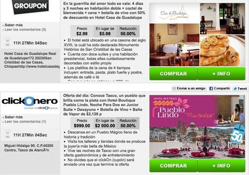 Ofertas en México agrupadas en un solo lugar, DealsUrbanos.com - ofertas-mexico-deals