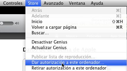 Como retirar autorización a tus ordenadores de tu cuenta de iTunes - retirar-autorizacion-itunes-tienda-6