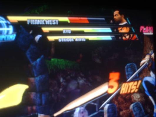 Frank West y Strider Hiryu confirmados en Marvel Vs Capcom 3 por una imagen - Frank-West-Strider-Hiryu2
