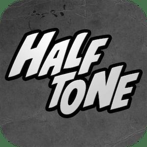 Halftone, convierte tus fotos en un cómic - Halftone