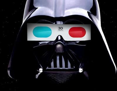 Star Wars en 3D llegará a la pantalla grande en el 2012 - Star-Wars-3d