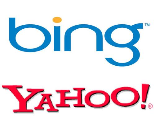 bing Yahoo np Al fin sucedió, Bing supera a Yahoo!