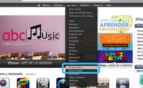 buscar aplicaciones nuevas 1 Cómo encontrar las Apps más nuevas dentro de la App Store