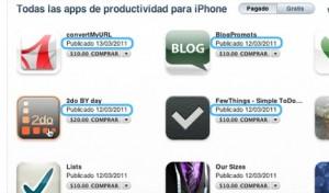 buscar aplicaciones nuevas 3 300x176 Cómo encontrar las Apps más nuevas dentro de la App Store
