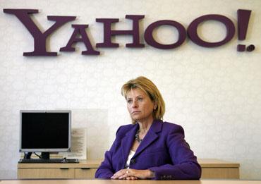 Las mujeres más representativas en empresas líderes de tecnología - carol-bartz-yahoo