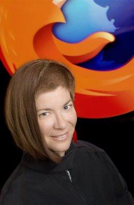 Las mujeres más representativas en empresas líderes de tecnología - mitchell-baker-fundacion-mozilla
