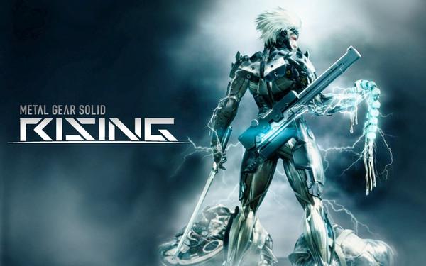 metal gear solid rising 5 de los videojuegos mas esperados en este 2012