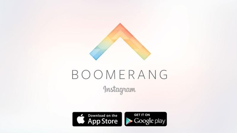 Boomerang, la nueva app de Instagram para crear videos con tus fotos - boomerang-de-instagram-app