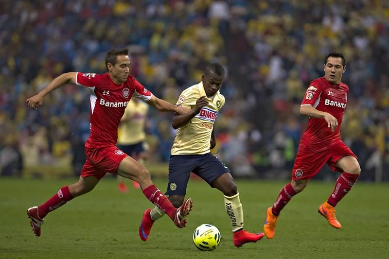 A qué hora juegan América vs Toluca en el Apertura 2015 y en qué canal se transmite - horario-america-vs-toluca-apertura-2015