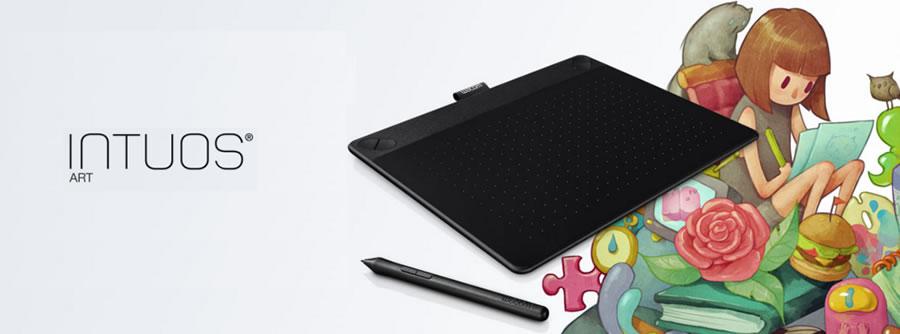 intuos art Wacom lanza nueva tabletas intous y Bamboo Spark