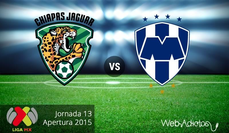 Jaguares vs Monterrey en el Apertura 2015 | Jornada 13 - jaguares-vs-monterrey-apertura-2015