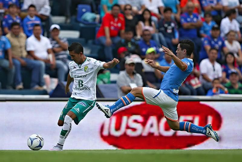León vs Cruz Azul, Cuartos de final Copa MX Apertura 2015 - leon-vs-cruz-azul-copa-mx-apertura-2015