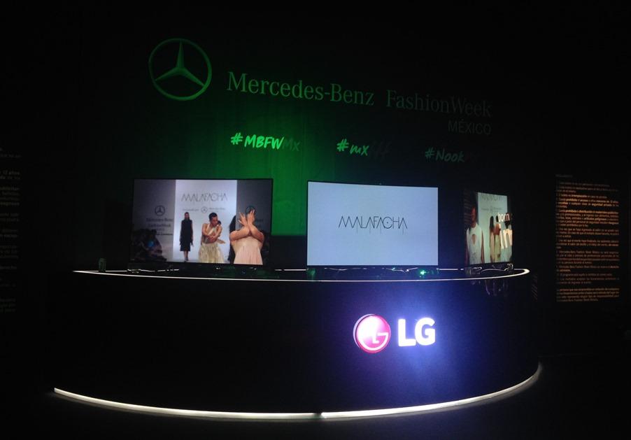 LG fue patrocinador del fashion Week México como Official lifestyle partner - lg-patrocinador-fashion-week-mexico-official-lifestyle-partner-2