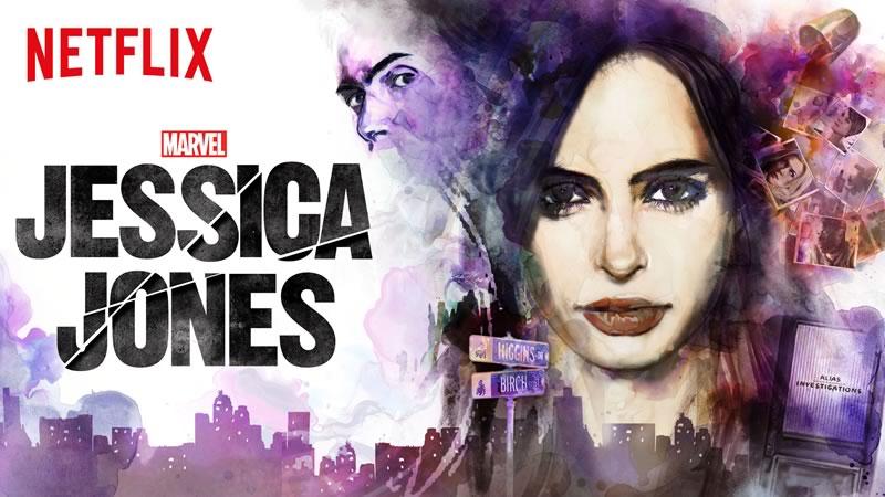 Estos son los estrenos de Netflix para noviembre de 2015 ¡No dejes de verlos! - marvel-jessica-jones-netflix