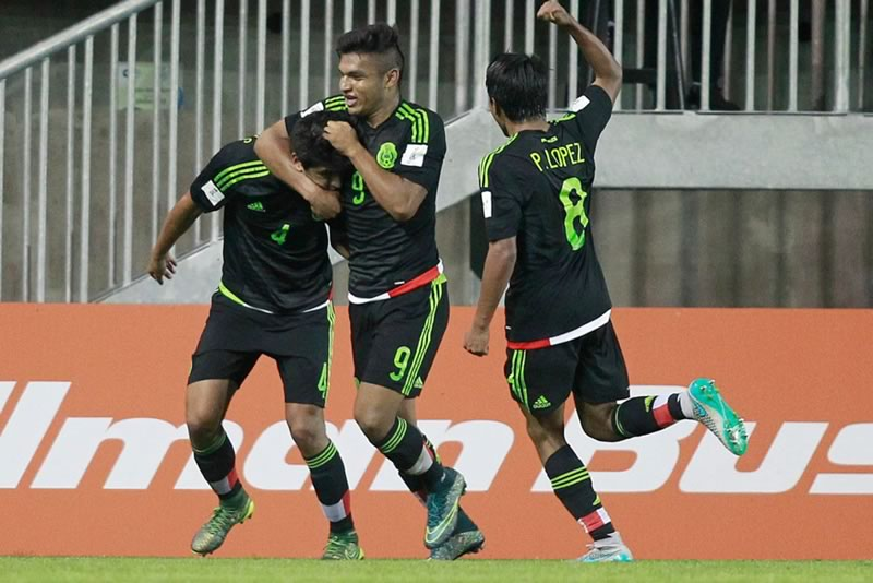 México vs Alemania, Mundial Sub 17 - Chile 2015 - mexico-vs-alemania-mundial-sub-17-2015