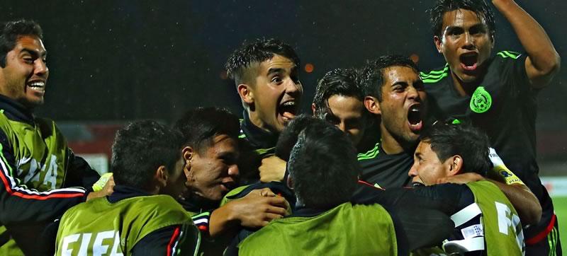 mexico vs chile mundial sub 17 2015 México vs Chile, Octavos de final Mundial Sub 17 2015