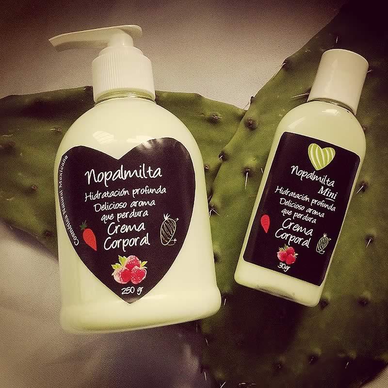 Crean en IPN cosméticos de nopal para el cuidado de la piel - nopalmita-cosmeticos-de-nopal