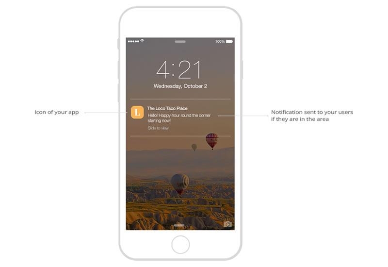 Goodbarber lanza notificaciones geolocalizadas en su app builder - notificaciones-geolocalizadas-goodbarber