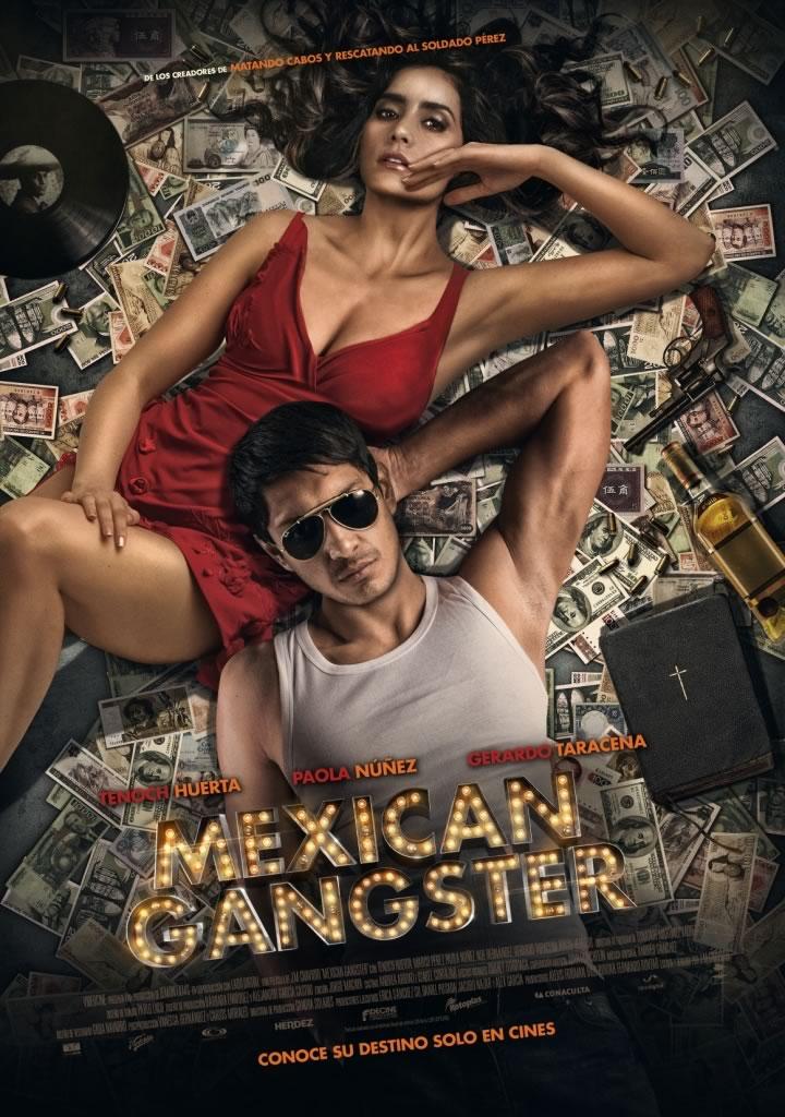 Mexican Gangster se estrena en México este 16 de octubre - poster-mexican-gangster