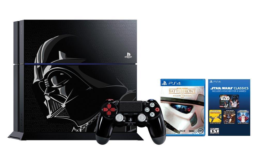 Preventa Amazon México de la edición especial Star Wars Battlefront de la consola PlayStation 4 - preventa-en-amazon-mexico-de-la-edicion-especial-star-wars-battlefront-de-la-consola-playstation-4