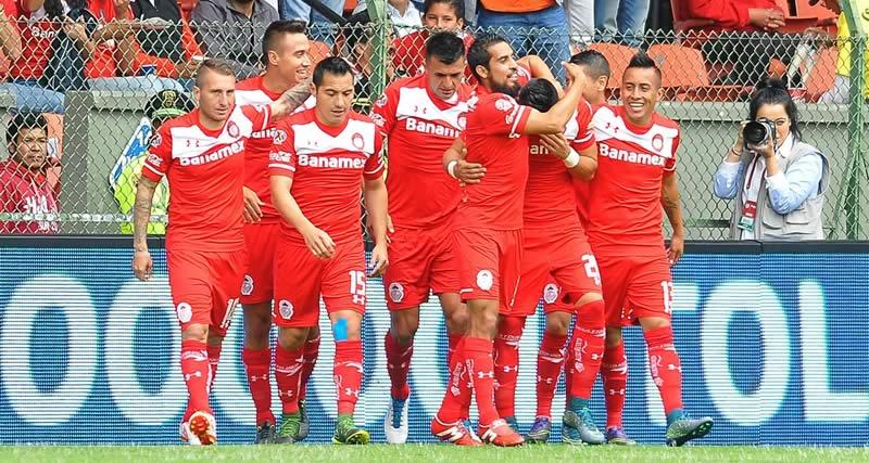 Toluca vs Alebrijes, Cuartos de final de la Copa MX AP2015 - toluca-vs-alebrijes-copa-mx-apertura-2015