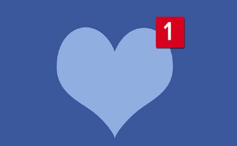 Facebook ayudará a las parejas cuando cortan - amor-facebook-800x492