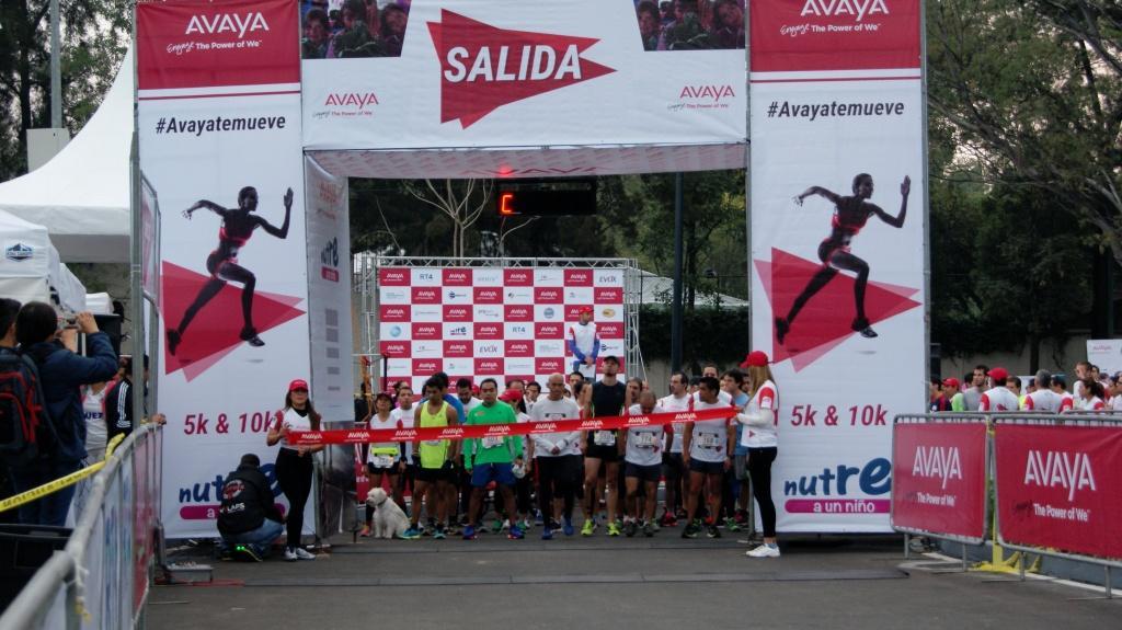 avaya presenta los resultados sobre la carrera filantropica avaya 2015 Avaya presenta los resultados sobre la Carrera Filantrópica Avaya 2015