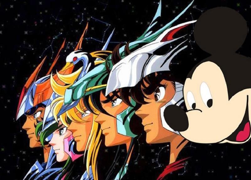 """Desmienten compra de """"Los Caballeros del Zodiaco"""" por parte de Disney - caballeros-del-zodiaco-disney-800x574"""