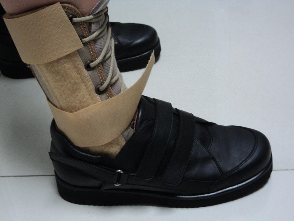 crean zapato biomecanico para personas con ferula2 Crean zapato biomecánico para personas con férula