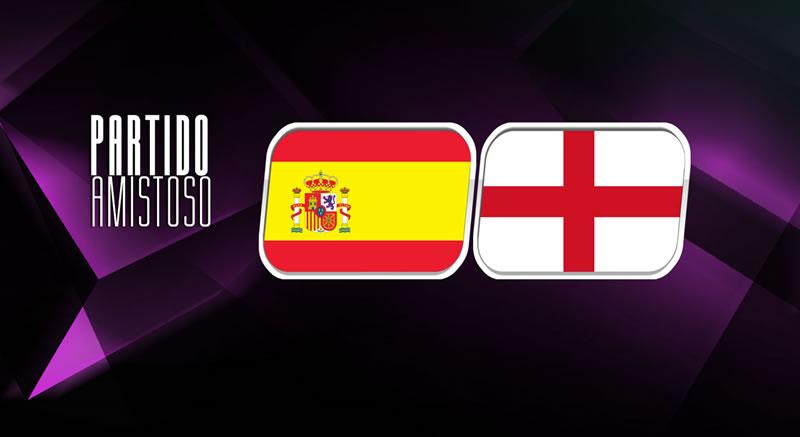 espana vs inglaterra amistoso 2015 España vs Inglaterra, Partido amistoso en fecha FIFA 2015