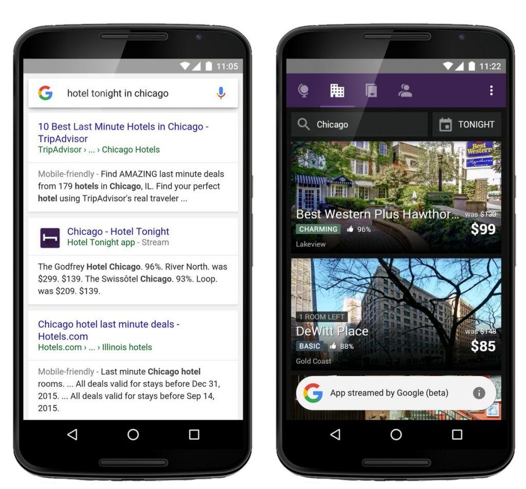 Google permite utilizar aplicaciones vía streaming - google-app-streaming