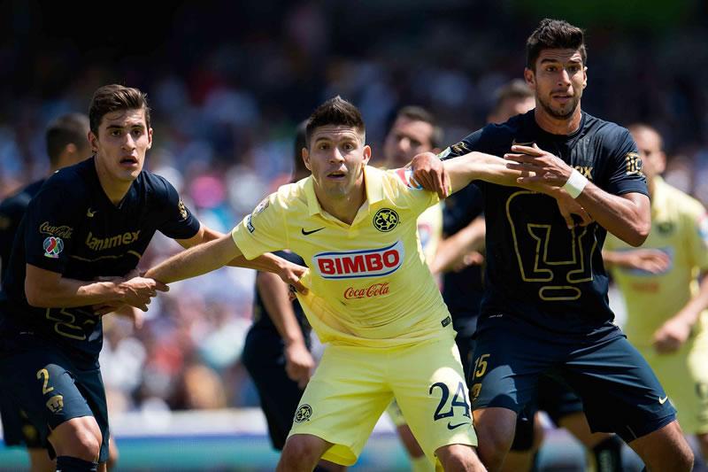 A que hora juega América vs Pumas en el Apertura 2015 y en qué canal se transmite - horario-america-vs-pumas-apertura-2015