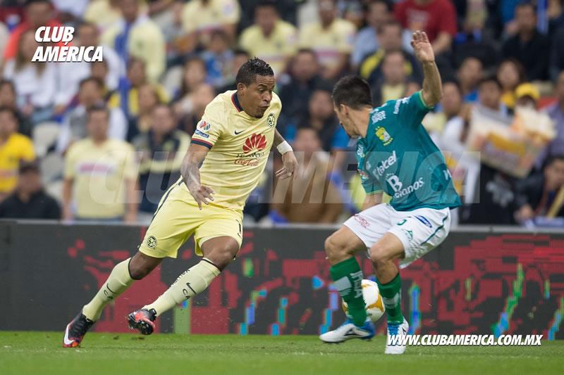 A qué hora juega León vs América la vuelta en la Liguilla AP2015 y en qué canal verlo - horario-leon-vs-america-liguilla-apertura-2015-vuelta