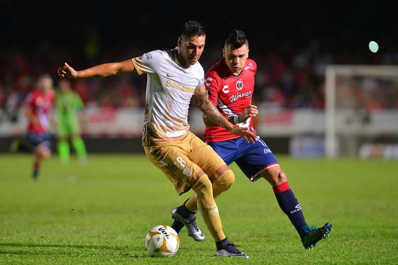 A qué hora juega Pumas vs Veracruz en la Liguilla del Apertura 2015 y en qué canal verlo - horario-pumas-vs-veracruz-liguilla-del-apertura-2015