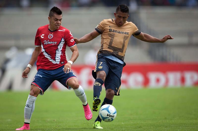 A qué hora juega Veracruz vs Pumas en la Liguilla del AP2015 y en qué canal se transmitirá - horario-veracruz-vs-pumas-liguilla-apertura-2015
