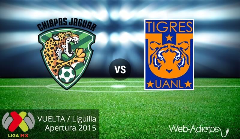 Jaguares vs Tigres, Liguilla del Apertura 2015 | Vuelta - jaguares-vs-tigres-vuelta-liguilla-apertura-2015