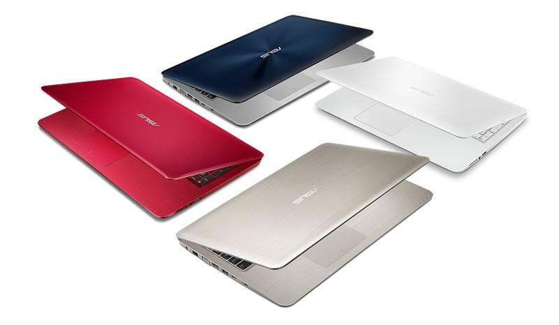 ASUS lanzó su serie X de laptops, ideales para universitarios - laptop-asus-x456-x556