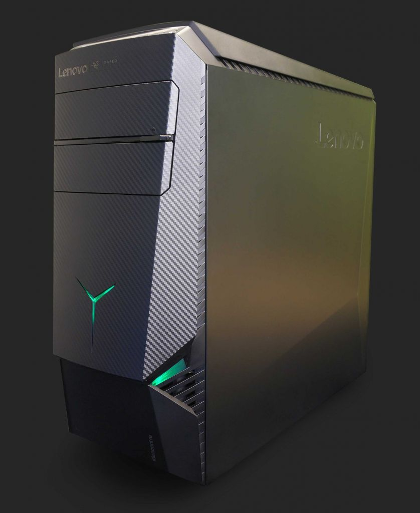Lenovo y Razer se asocian para revolucionar la industria gamer - lenovo-y-series-razer-edition-prototype