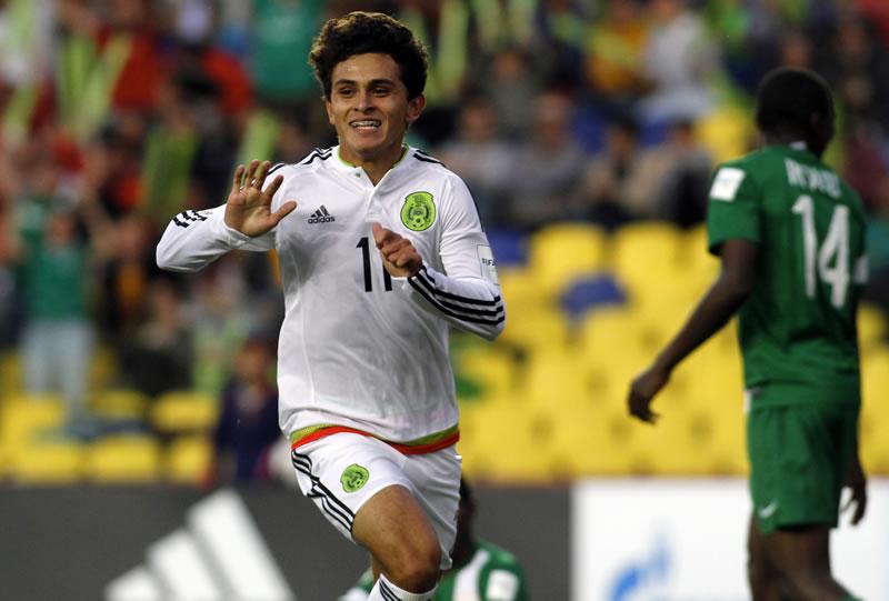 México vs Bélgica, por el tercer lugar del Mundial Sub 17 Chile 2015 - mexico-vs-belgica-mundial-sub-17-2015